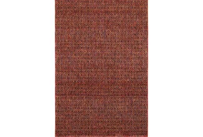 94X130 Rug-Maralina Pattern Persimmon - 360