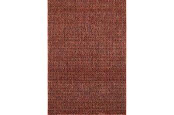 102X139 Rug-Maralina Pattern Persimmon