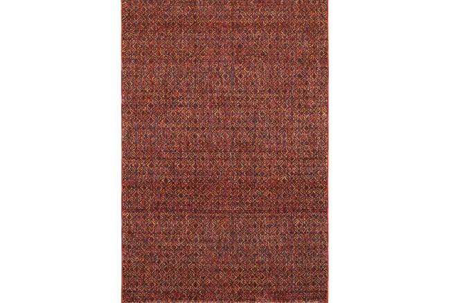 102X139 Rug-Maralina Pattern Persimmon - 360