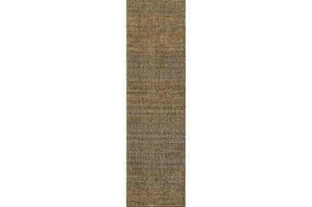 27X96 Rug-Maralina Pattern Amber