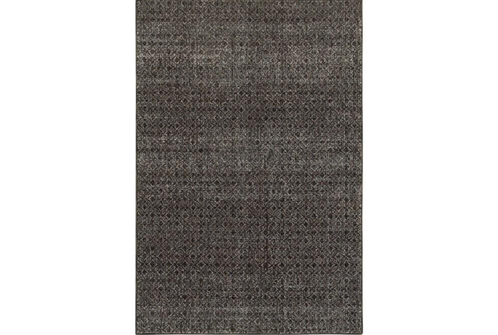 "5'3""x7'3"" Rug-Maralina Pattern Charcoal"