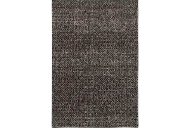 "5'3""x7'3"" Rug-Maralina Pattern Charcoal - 360"