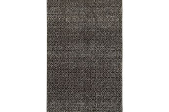 79X114 Rug-Maralina Pattern Charcoal