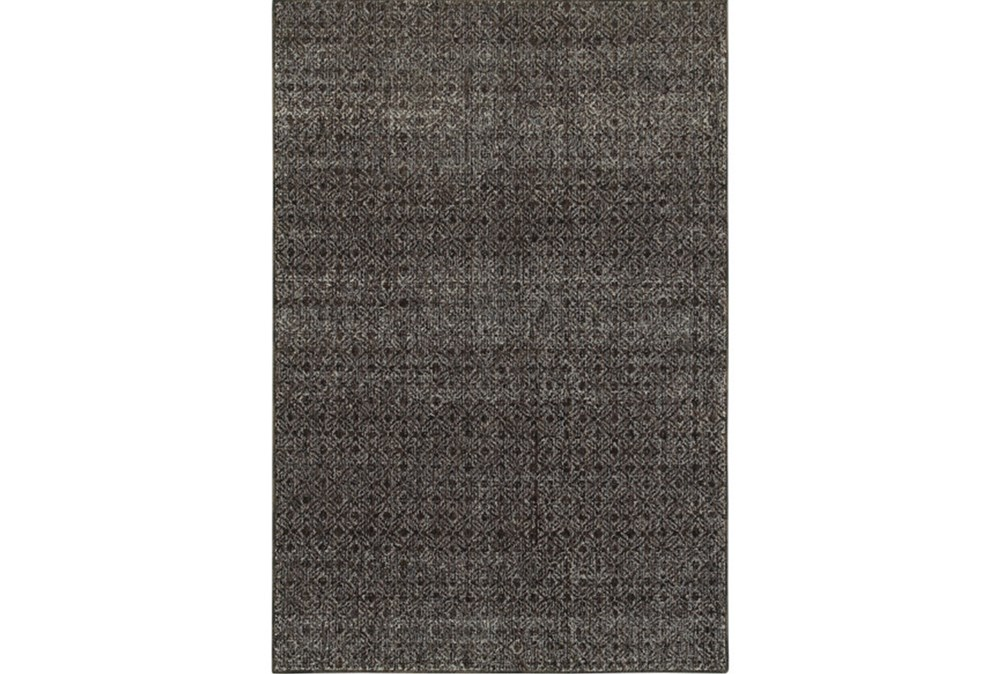 "7'8""x10'8"" Rug-Maralina Pattern Charcoal"