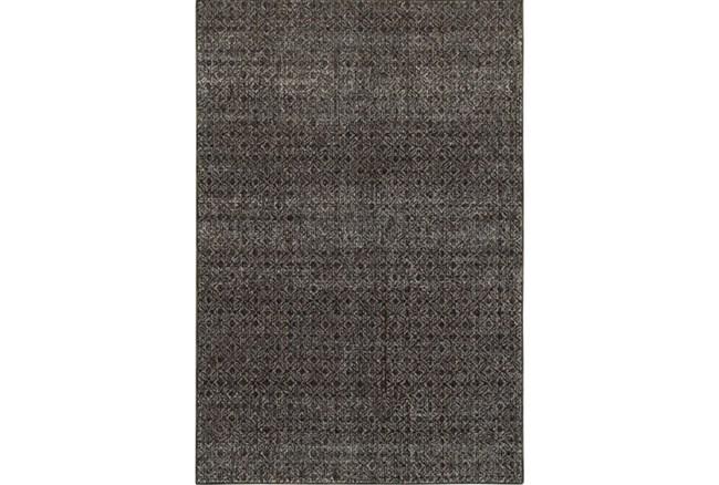 "7'8""x10'8"" Rug-Maralina Pattern Charcoal - 360"