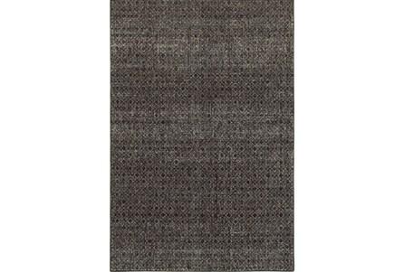 102X139 Rug-Maralina Pattern Charcoal