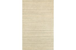 5'x8' Rug-Karina Natural Wool Stripe