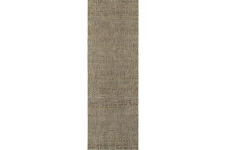 27X96 Rug-Maralina Pattern Cornflower