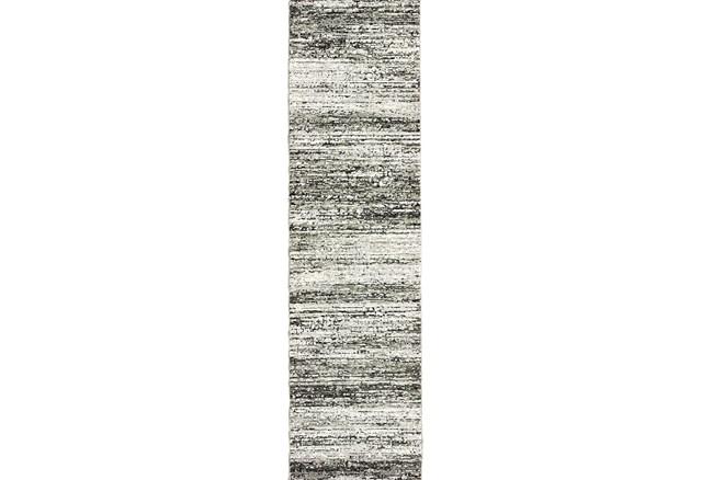 27X96 Rug-Maralina Graphite - 360