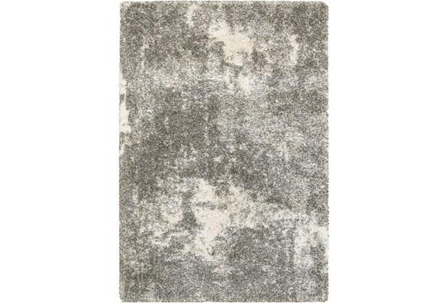 22X39 Rug-Beverly Shag Lt Grey Faded - 360