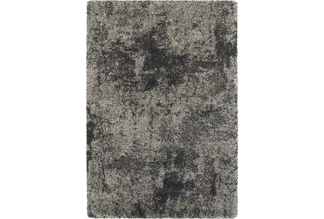 63X90 Rug-Beverly Shag Graphite Faded - 360