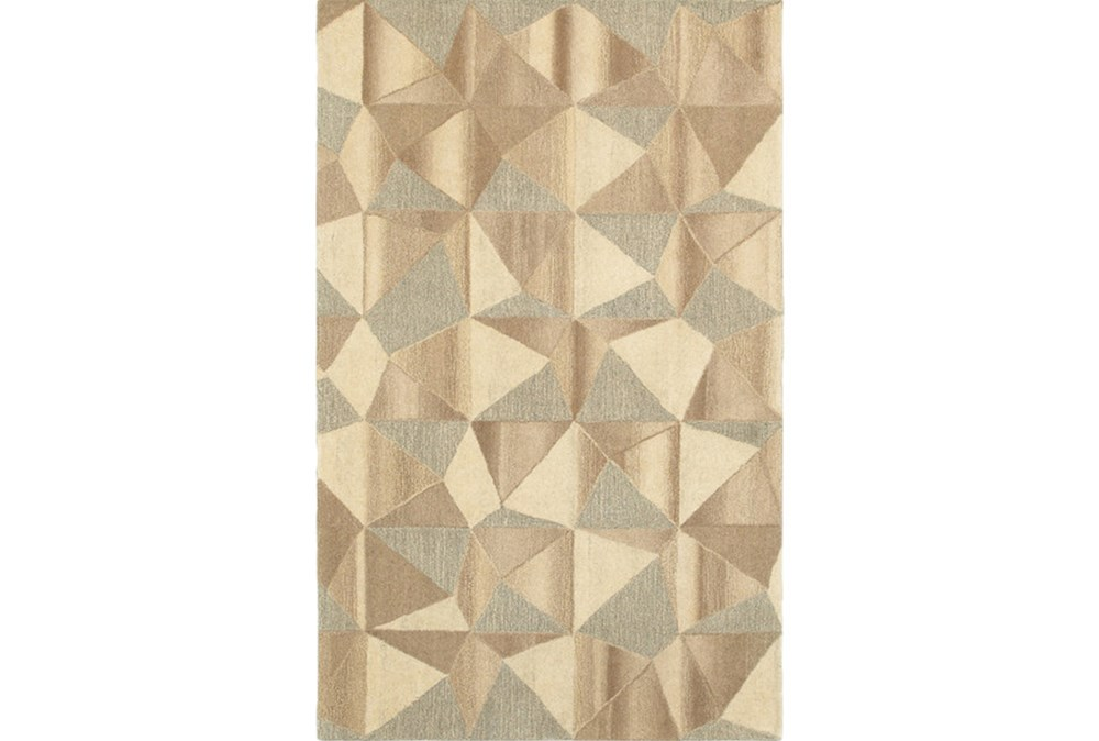 "3'5""x5'5"" Rug-Weston Patchwork Facets"