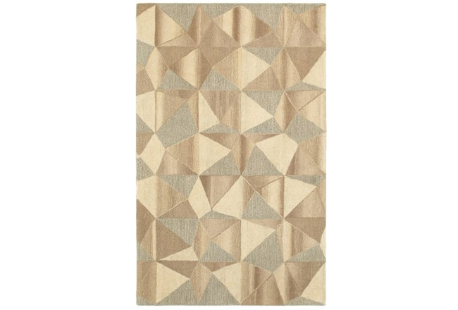 96X120 Rug-Weston Patchwork Facets - 360