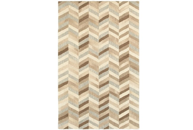 60X96 Rug-Weston Herringbone - 360