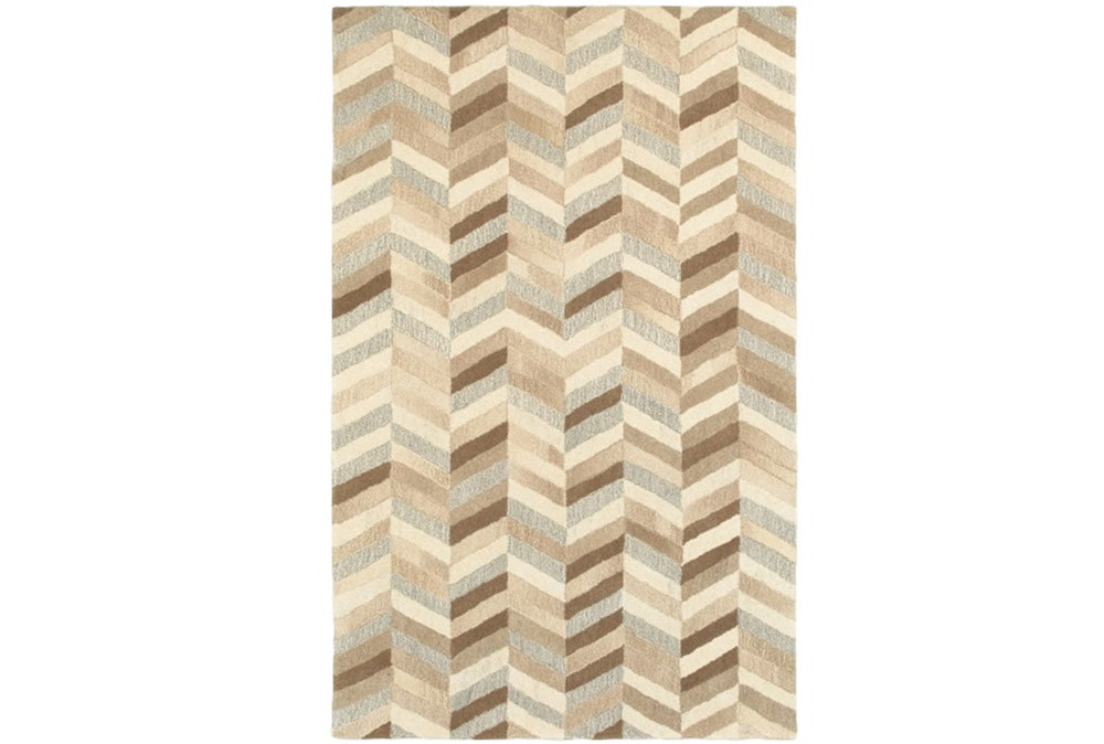 8'x10' Rug-Weston Herringbone