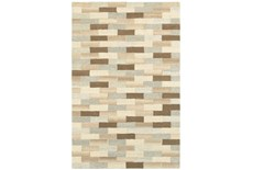 "3'5""x5'5"" Rug-Weston Brick Pattern"