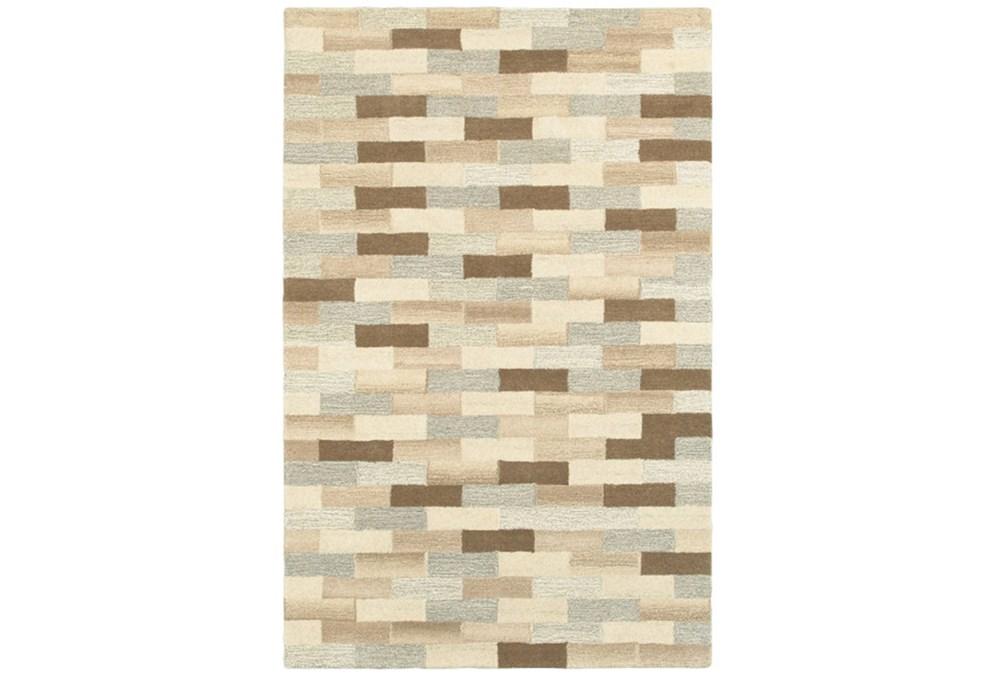 5'x8' Rug-Weston Brick Pattern