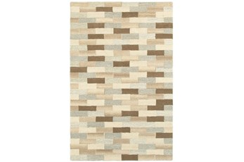 8'x10' Rug-Weston Brick Pattern