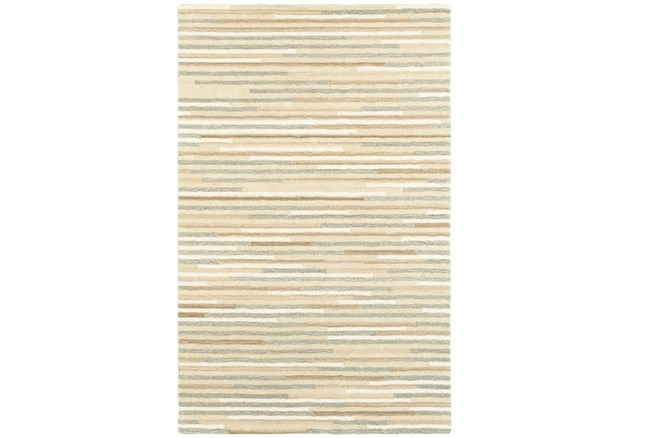 96X120 Rug-Weston Patchwork Stripes - 360