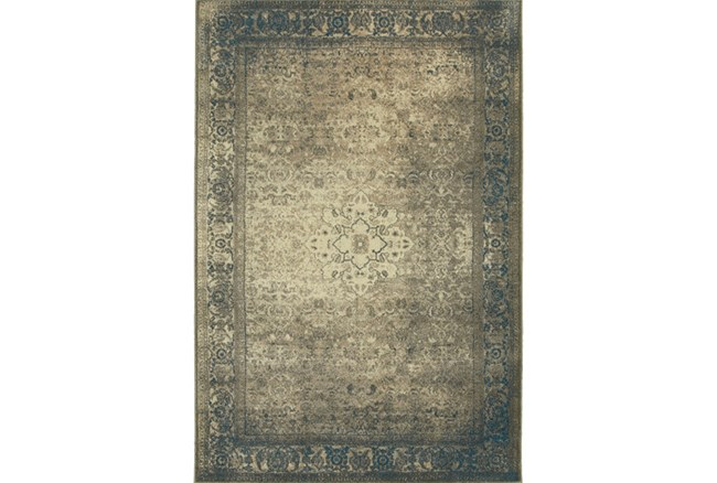46X65 Rug-Bastile Faded Grey - 360