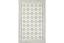 60X96 Rug-Agatha Diamonds Grey