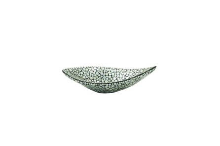 6 Inch Stone Shell Bowl - Main