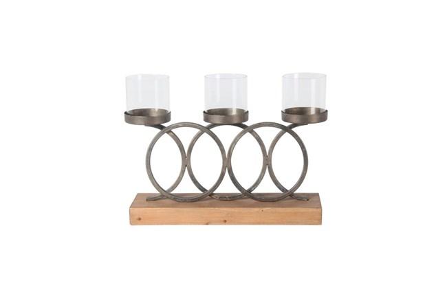 Votive Circle Candleholder - 360