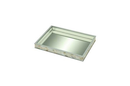 2 Inch Mop Mirror Tray - Main