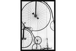 Picture-26X38 Vintage Bicycles