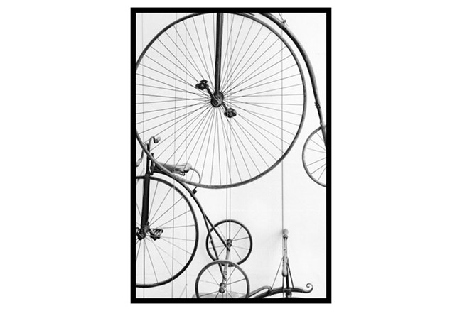Picture-38X56 Vintage Bicycles - 360