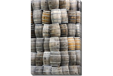 Picture-24X36 Stacked Barrels