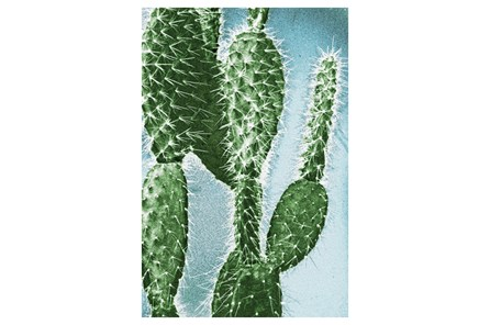 Picture-24X36 Prickly Pear Cactus I - Main