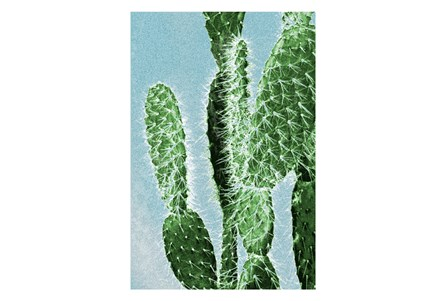 Picture-24X36 Prickly Pear Cactus Ii