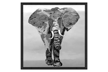 Picture-35X35 Elephant - Main