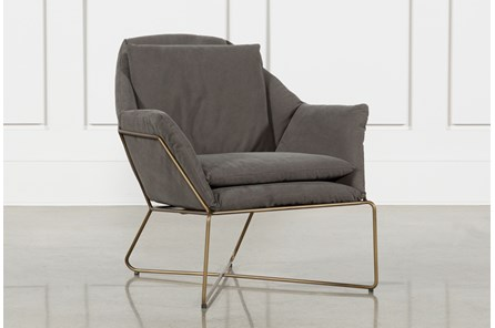 Canvas Stone Washed Chair