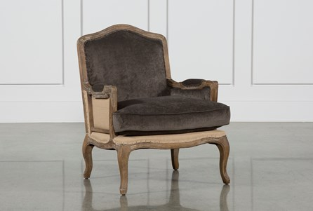 Oak Fabric Chair