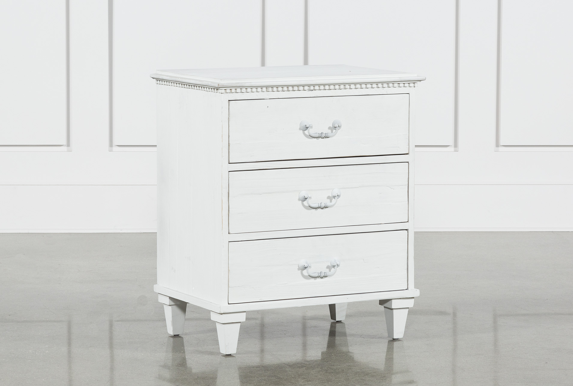 Recycled South Pine Nightstand