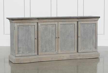 Recycled South Pine Stone Sideboard