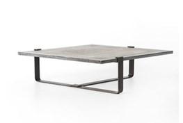 Bluestone/Rustic Black Coffee Table N+J