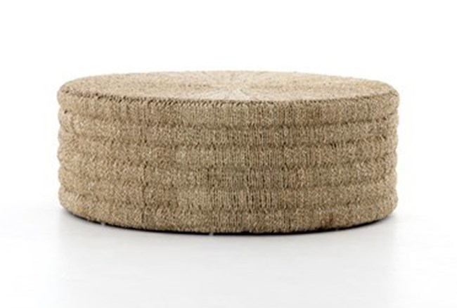 Light Natural Coffee Table - 360