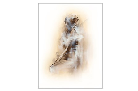 Picture-Sitting Woman 30X40