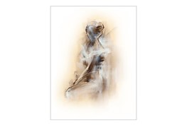 Picture-Sitting Woman 24X32
