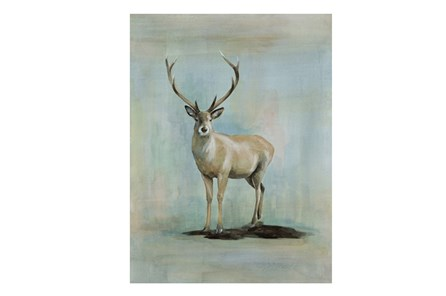 Picture-Vintage Deer 30X40 - Main