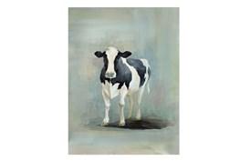Picture-Vintage Cow 30X40