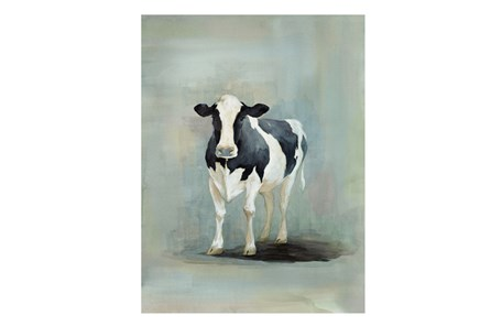 Picture-Vintage Cow 30X40 - Main