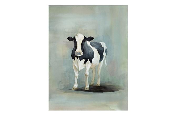 Picture-Vintage Cow 30X40 - 360
