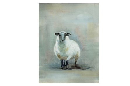 Picture-Vintage Sheep 30X40 - Main