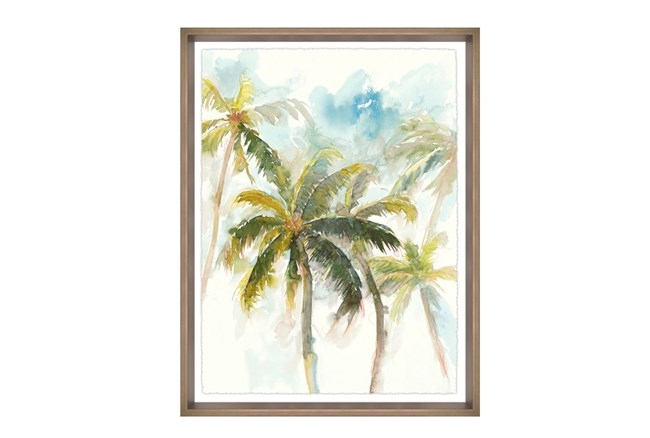 Picture-Watercolor Palm I 20X27 - 360