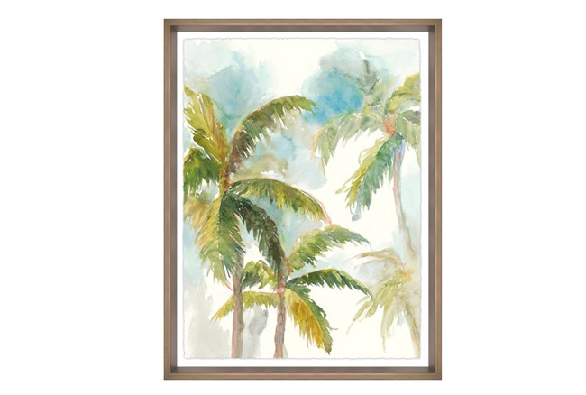 Picture-Watercolor Palm IV 20X27 - 360