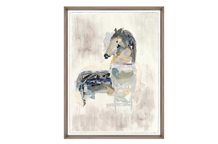 Picture-Abstract Horse I 24X32 - Main